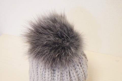 PLSTボンボンニット帽6