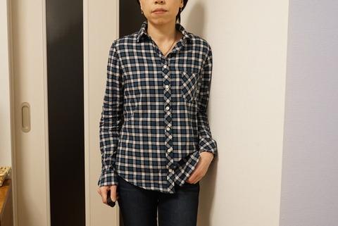 PLSTネルシャツ (8)