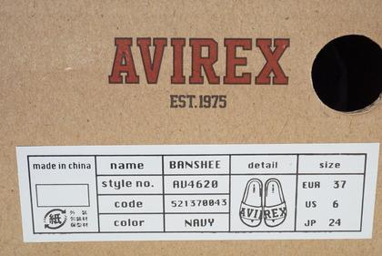 AVIREX シャワーサンダル (12)