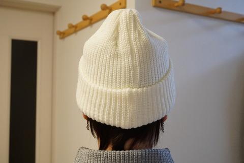 ローズリーファームニット帽11