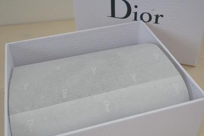 Diorメタライザーピンク4