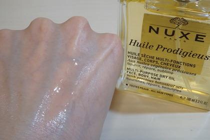 NUXEプロディジューオイル6