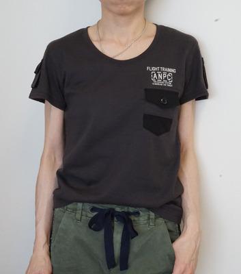 AVIREX Tシャツ (10)-R