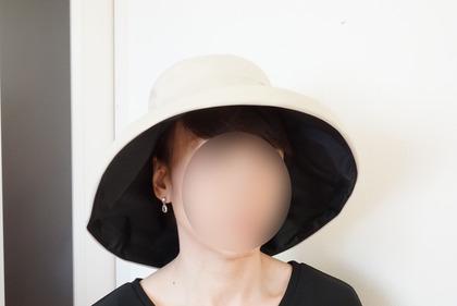 サンバリア帽子 (6)-R