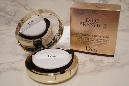 Diorプレステージクッション7