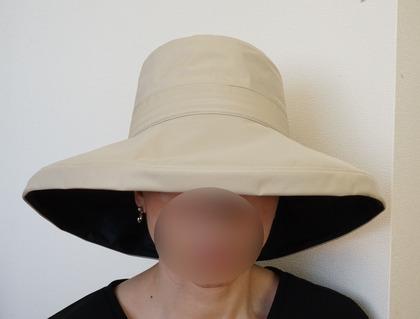 サンバリア帽子 (2)-R