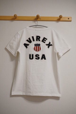 AVIREX Tシャツ8