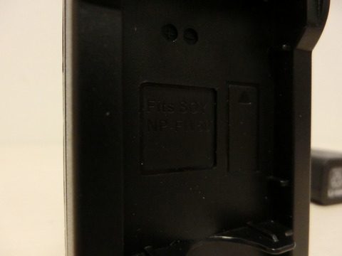 NP-FW50対応互換充電器5