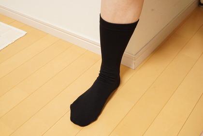 あかのれん靴下3