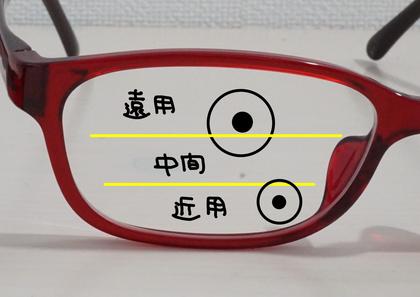 JINS遠近両用メガネ5-R