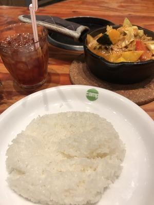 野菜を食べるカレー camp (6)