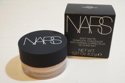 NARS ソフトマットコンプリートコンシーラー (1)