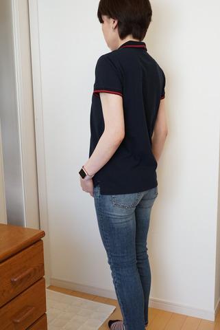 ユニクロイネス ポロシャツ (9)