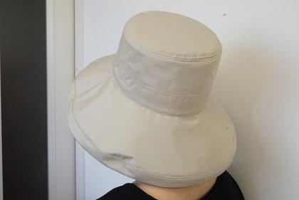 サンバリア帽子 (9)