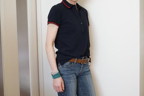 ユニクロイネス ポロシャツ (14)