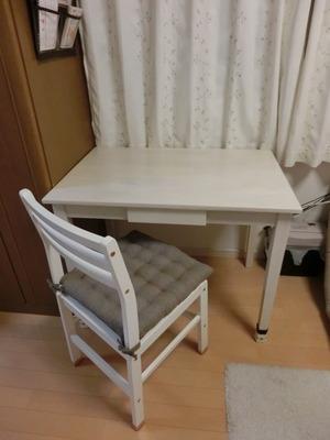 テーブル脚5