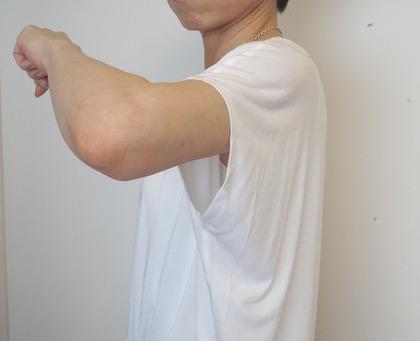 ユニクロ ドレープクルーTシャツ (9)-R