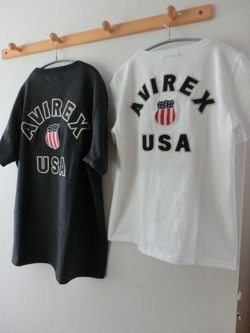AVIREX Tシャツ1