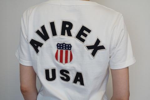 AVIREX Tシャツ24