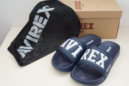 AVIREX シャワーサンダル (11)