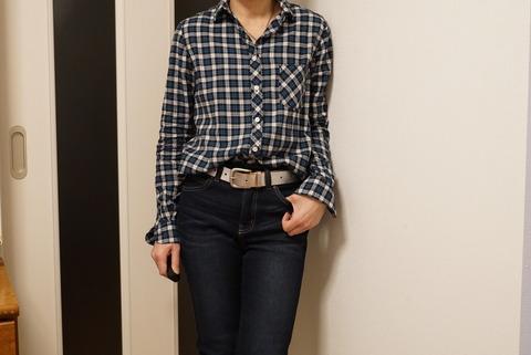 PLSTネルシャツ (13)