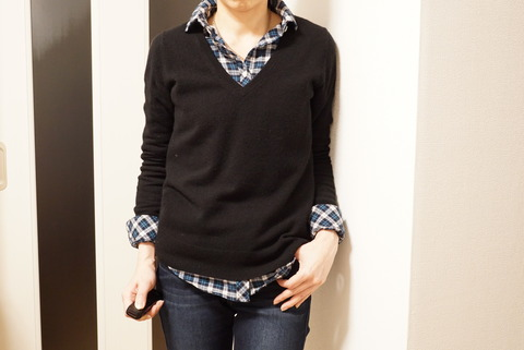 PLSTネルシャツ (5)