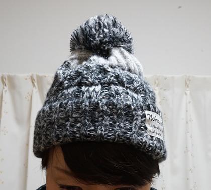 しまむらニット帽 (21)