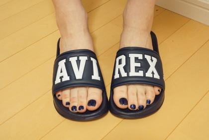 AVIREX シャワーサンダル (24)
