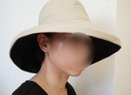 サンバリア帽子 (3)-R
