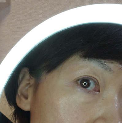 LEDメイクアップミラー (21)-R