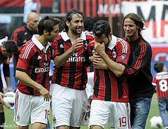Goodbye Milan: Zambrotta