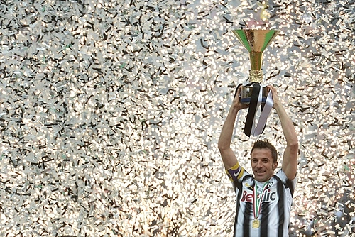 Goodbye Juventus: Del Piero