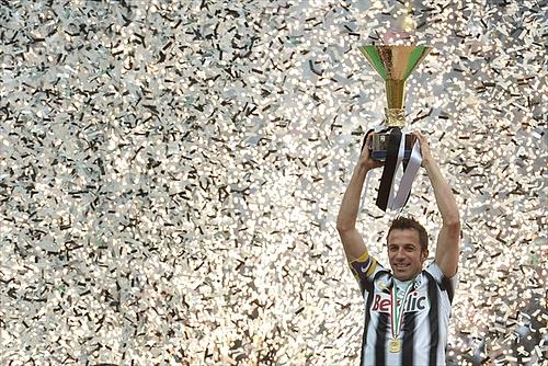 Goodbye Juventus: Del Piero