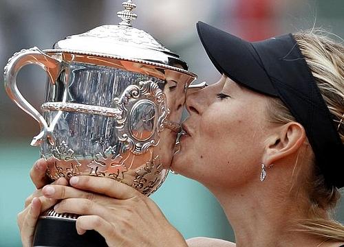 French Open 2012: Maria Sharapova 001