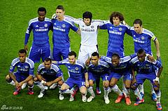 Chelsea: 2012 European Champions 001