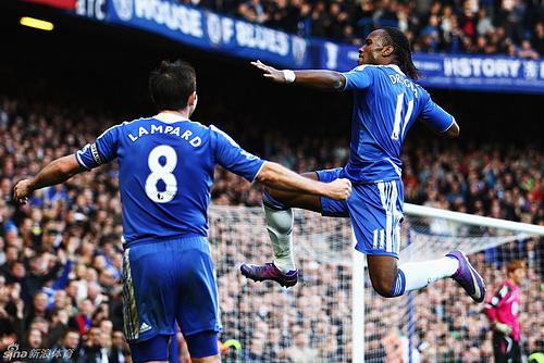 Goodbye Chelsea: Drogba