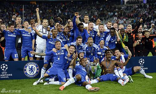 Chelsea: 2012 European Champions 010