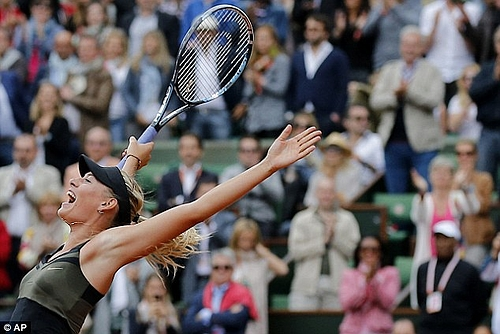 French Open 2012: Maria Sharapova 006
