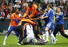 Chelsea: 2012 European Champions 005