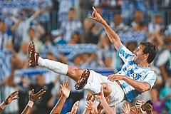 Gooodbye Málaga: Van Nistelrooy