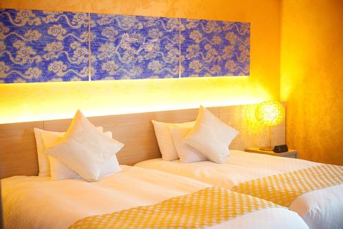 金雲ベッド
