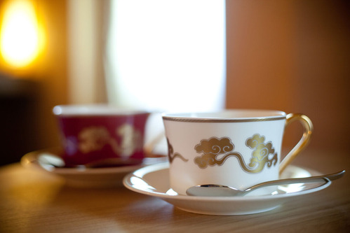 金雲コーヒーカップ