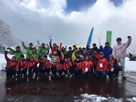 スペシャルオリンピックス 世界大会に出場する代表選手団を応援しよう!!!