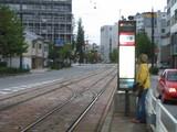 電車の乗り口