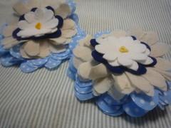 花のモチーフ試作品