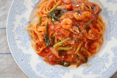 昔のファミレスメニューを再現!ガストの「トマトスパゲッティー」