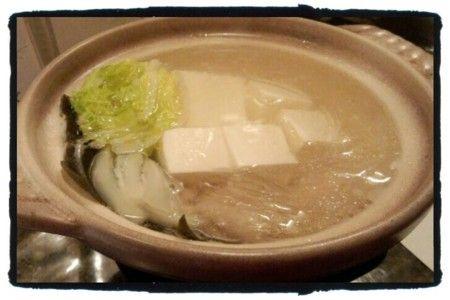 01・06湯豆腐