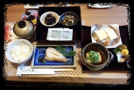 いっぺん・朝食1