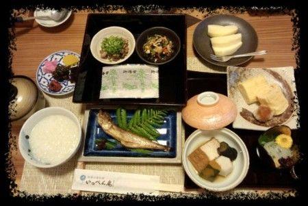 いっぺん・朝食2