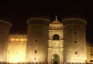 ナポリ-ヌオーヴォ城